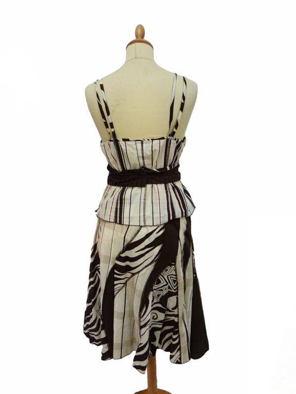 Conjunto falda top adolfo dom nguez mi ropa go for Adolfo dominguez atencion al cliente