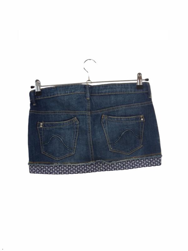 Minifalda Vaquera Mango Faldas y Minifaldas c078a197fc40